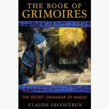 Book Of Grimoires Books Mystical Moons
