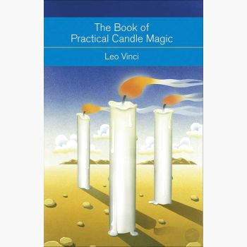 Book Of Practical Candle Magic Books Mystical Moons