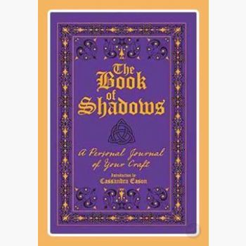 Book Of Shadows Journal Mystical Moons