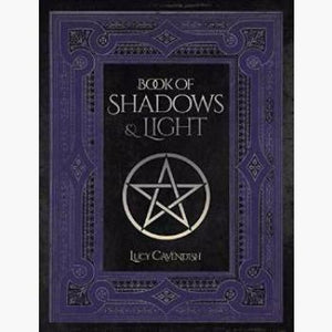 Book Of Shadows & Light Lined Journal Mystical Moons