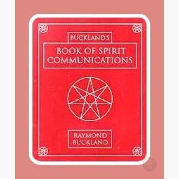 Book Of Spirit Communications Books Mystical Moons