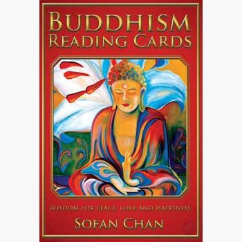 Buddhism Reading Cards Tarot Mystical Moons