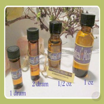 Business Success Charged Anointing Oil Oils Mystical Moons