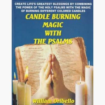 Candle Burning Magic With The Psalms Books Mystical Moons