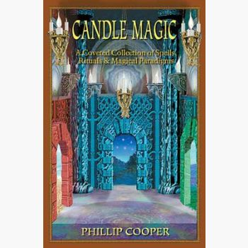 Candle Magic Books Mystical Moons
