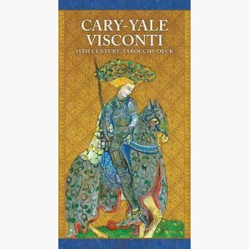 Cary-Yale Visconti 15Th Century Tarot Cards Mystical Moons