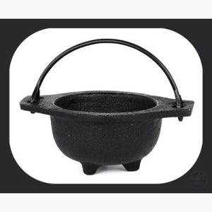 Cast Iron Cauldron Cauldrons Mystical Moons