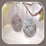 Cats Meow Earrings Mystical Moons