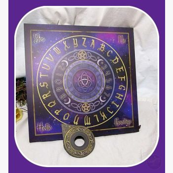 Celestial Spirit Board Boards Mystical Moons
