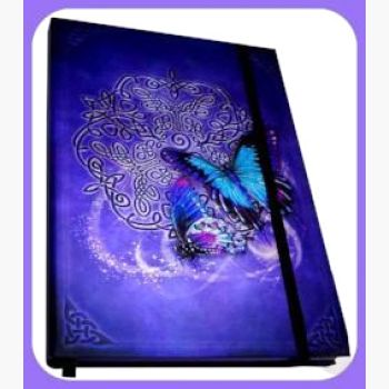 Celtic Butterfly Journal Mystical Moons