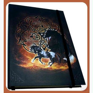 Celtic Horse Journal Mystical Moons