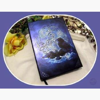Celtic Raven Journal Mystical Moons