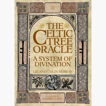 Celtic Tree Oracle Deck & Book Tarot Cards Mystical Moons
