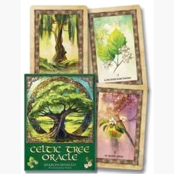 Celtic Tree Oracle Tarot Cards Mystical Moons