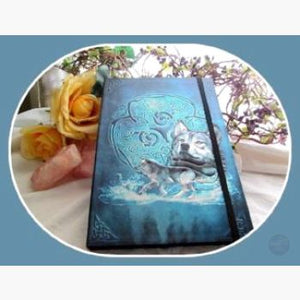 Celtic Wilde One Journal Mystical Moons