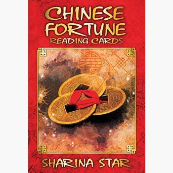 Chinese Fortune Reading Cards Tarot Mystical Moons