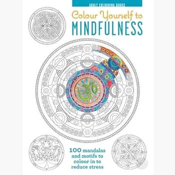 Color Yourself To Mindfulness Books Mystical Moons