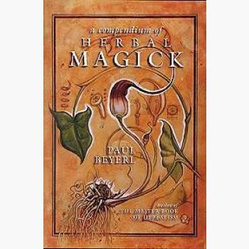 Compendium Of Herbal Magick Books Mystical Moons