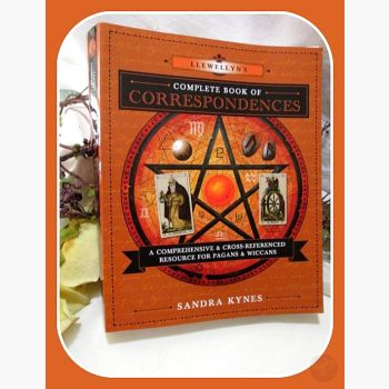 Complete Book Of Correspondences Books Mystical Moons