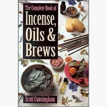 Complete Book Of Incense Oils And Brews Books Mystical Moons