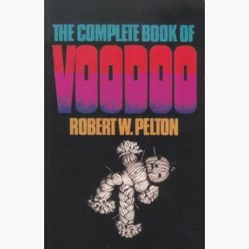 Complete Book Of Voodoo Books Mystical Moons