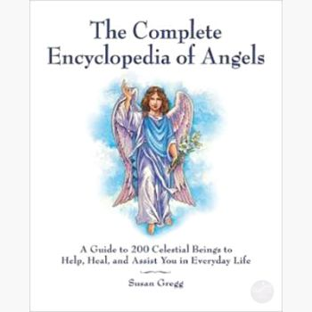 Complete Encyclopedia Of Angels Books Mystical Moons