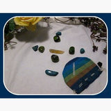 Controlling Anger Crystal Grid Kit Mystical Moons