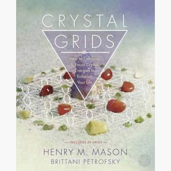 Crystal Grids Books Mystical Moons
