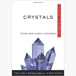 Crystals Plain & Simple Books Mystical Moons