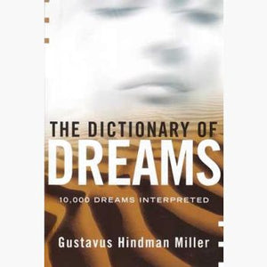 Dictionary Of Dreams 10,000 Interpreted Books Mystical Moons