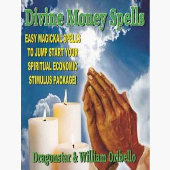 Divine Money Spells Books Mystical Moons