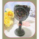 Double Red Dragon Chalice Chalices Mystical Moons