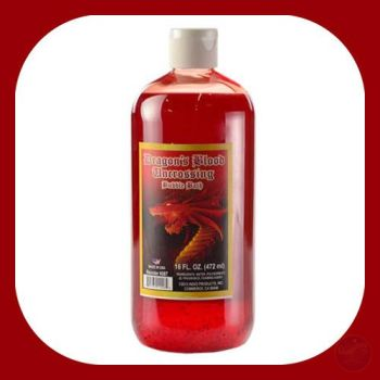 Dragon's Blood Bath Oil Oils & Herbs Mystical Moons