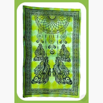 Dream Catcher Tapestry Mystical Moons