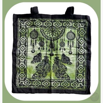 Dream Catcher Tote Bag Bags Mystical Moons