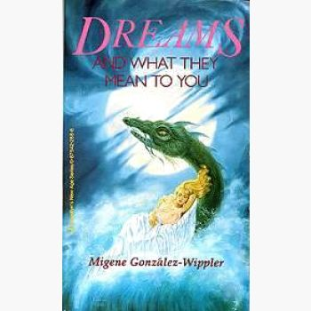 Dreams & What They Mean Books Mystical Moons