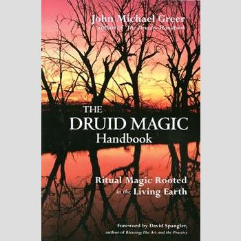 Druid Magic Handbook Books Mystical Moons