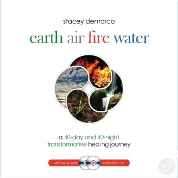 Earth Air Fire Water Books Mystical Moons