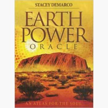 Earth Power Oracle Deck & Book Tarot Cards Mystical Moons