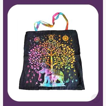 Elephant Tote Bag Bags Mystical Moons