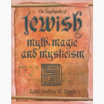 Encyclopedia Of Jewish Myth Magic & Mysticism Books Mystical Moons