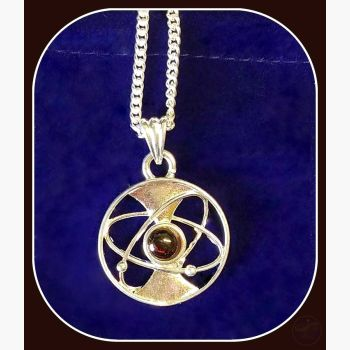 Energy Chakra Necklace Mystical Moons