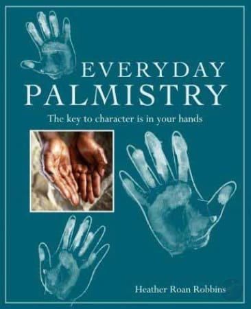 Everyday Palmistry Books Mystical Moons
