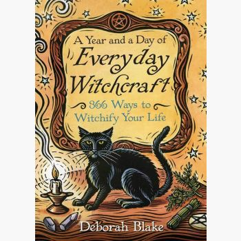 Everyday Witchcraft Year & A Day Books Mystical Moons