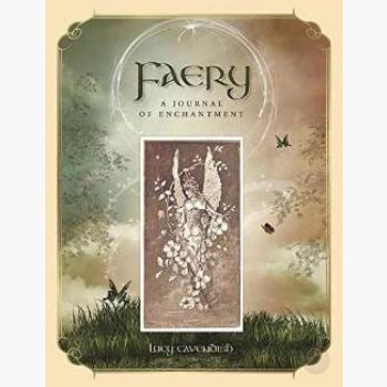 Faery Lined Journal Mystical Moons