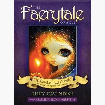 Faerytale Oracle Deck Tarot Cards Mystical Moons