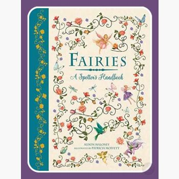 Fairies A Spotter's Handbook Books Mystical Moons