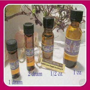 Faithful Love Charged Anointing Oil Oils Mystical Moons