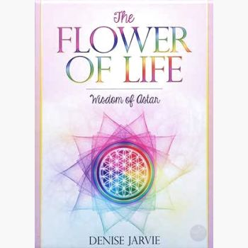 Flower Of Life Guidance Cards Tarot Mystical Moons