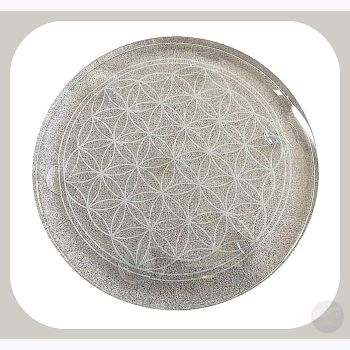 Flower Of Life Stand Stands Mystical Moons